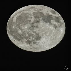 • ~ Lune Froide ~ • . Hier soir j'ai retrouvée une vielle amie.. 🌕 . Lune froide,  treizième lune de l'année qui clôturera cette année miroir 🙏 . Parmis les nombreux projets de 2021, il y a celui de vous proposer en boutique certaines de mes photographies 📸 En format carte, et numérotée car elles seront en quantités limitées . J'espère que l'idée vous plaît ? Moi j'ai déjà hâte de vous les préparer 😊 . Profitez de cette pleine lune pour mettre vos jolies pierres à recharger 🙌 . . . #cybijoux #moon #lune #moonphotography #lunephotography #moonlovers #fullmoon #lunes #pleinelune #lunefroide #13lune #lunas #photography #2020 #2021 #newyear #december #nouvelleannée